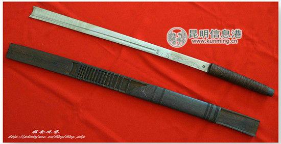 户撒刀多少钱曾经在欧洲一把撒户刀卖到3001欧元