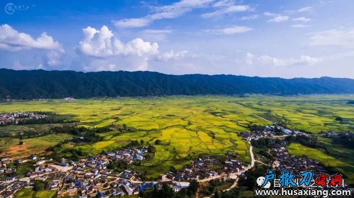 中国最美乡村——户撒刀乡