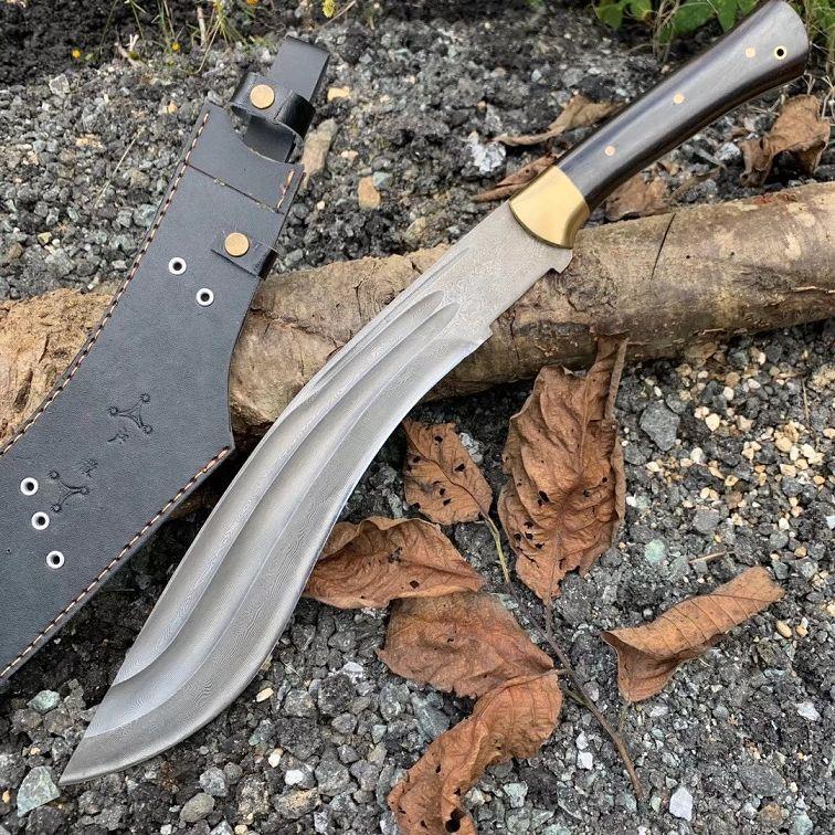 廓尔喀军刀(俗称狗腿刀)不仅是尼泊尔的国刀