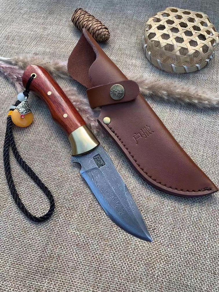 新款推出【灵羽】精品匕首