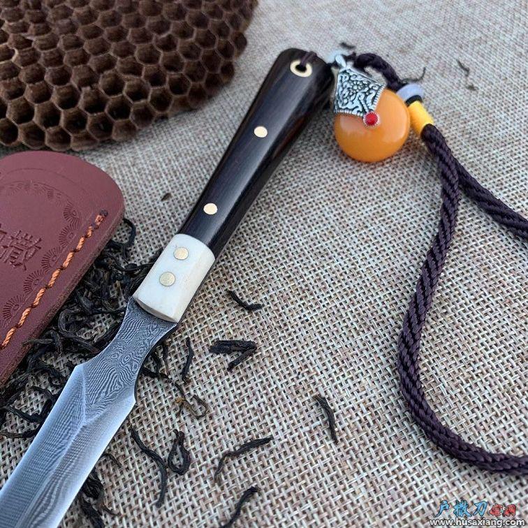 升级款百炼钢锻打茶刀