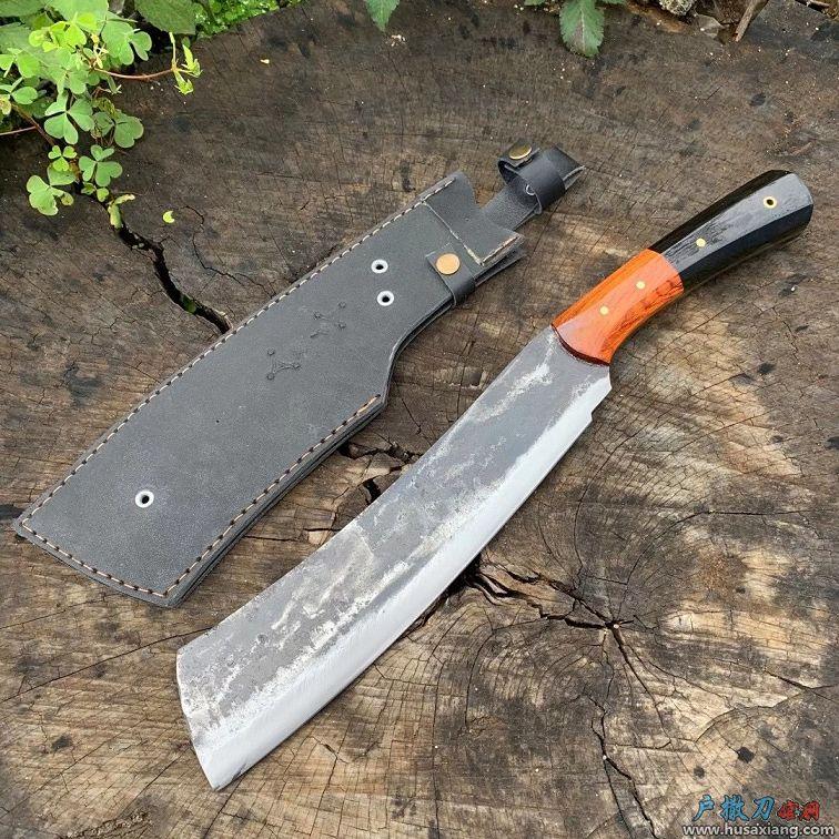 实用型经典款弹簧钢锻打开山刀
