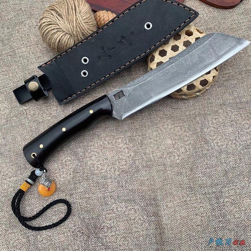 小狩猎刀野餐刀砍切两用