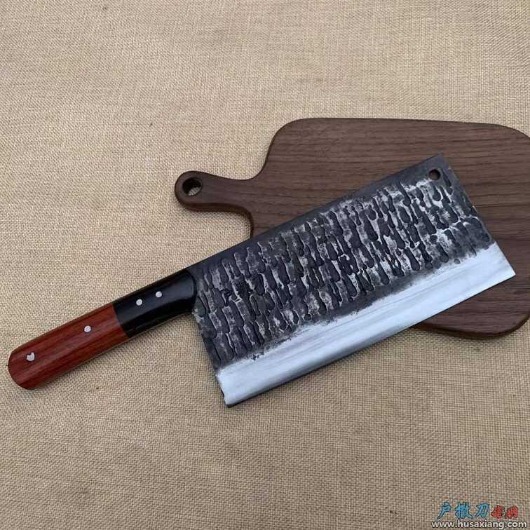 巨浪菜刀传统波浪纹理