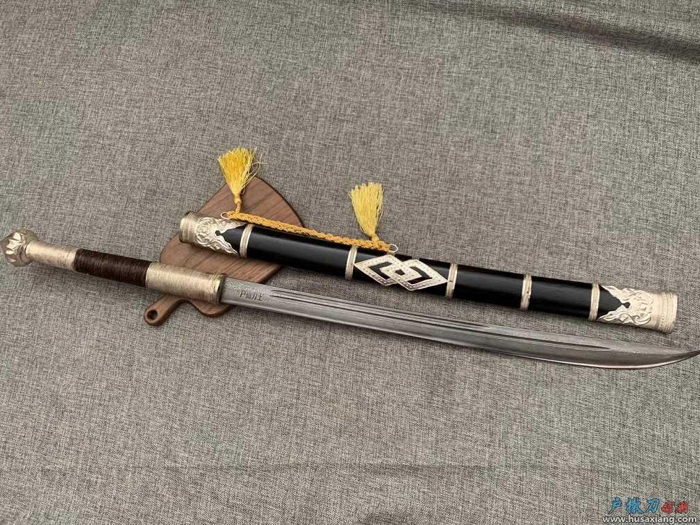 鉴赏刀王传统木邦刀