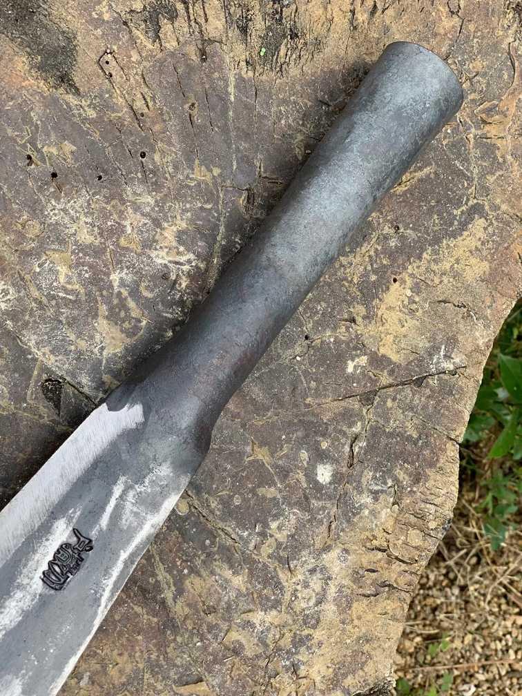 农用工具砍柴刀图片
