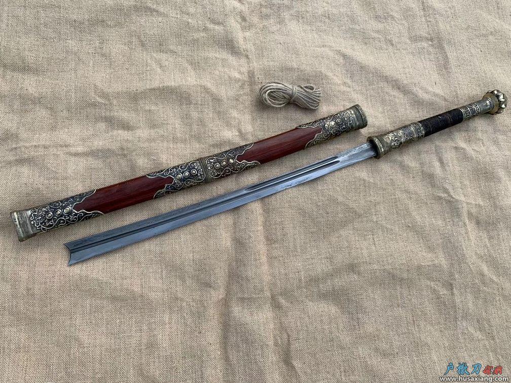 阿昌刀:少数名族兵器