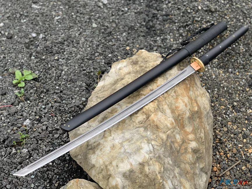 户撒刀图片存世极少的西夏剑